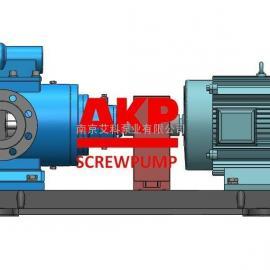 SNH440R46U12.1W2 辅助机械润滑油泵组