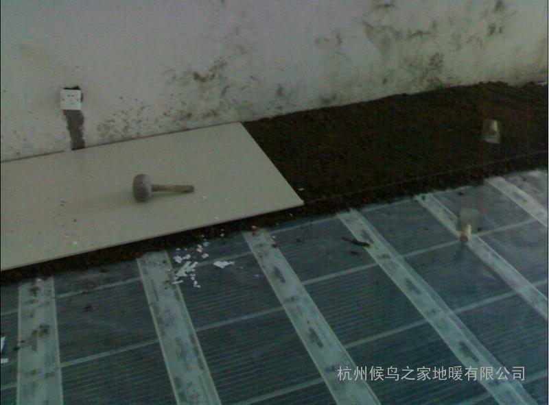 杭州咖啡馆安装地暖好