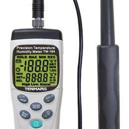 泰玛斯记忆式高精度温湿度计TM-184