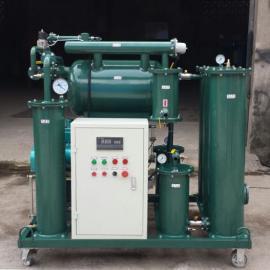 ZJL-20变压器油绝缘油多功能再生真空滤油机除酸脱水脱气