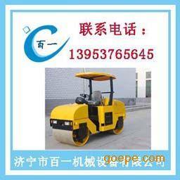 BY3T-II双钢轮振动压路机 3吨压路机