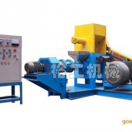 河北裕工主产DGP80-B型水产、宠物饲料膨化机/漂浮鱼饲料机