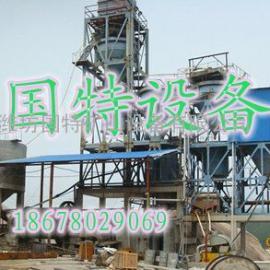 石英、钾钠长石生产线