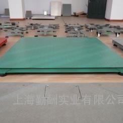 P771A-NN单层碳钢地磅 普通平台秤 上海维修