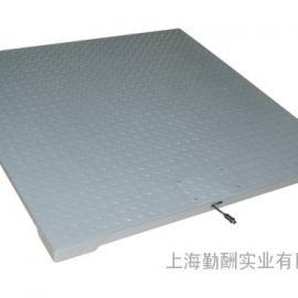 P771A-NS单层碳钢地磅 普通平台秤 上海维修