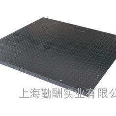 P771A-SS单层碳钢地磅 普通平台秤 上海维修地磅