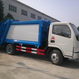 4吨压缩垃圾车多少钱