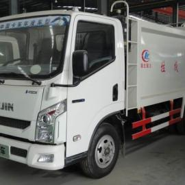 4吨压缩垃圾车天津