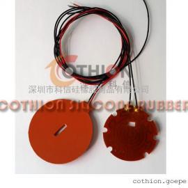 急速加热膜电热膜,发热片,硅胶加热板,PI电执膜