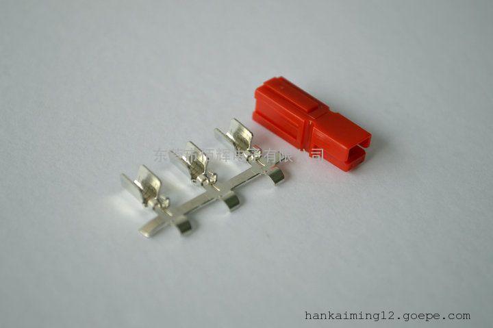 供应45a 600v单极电源连接器 安德森插头