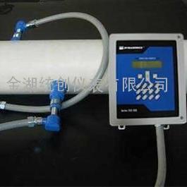 固定安装管外插入型高精度时差式超声波流量计