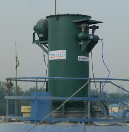 搅拌楼仓顶除尘器获国家专利的产品