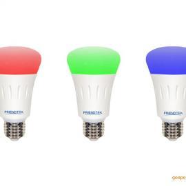 LED智能灯 LED灯泡 手机WIFI无线智控联网多彩灯