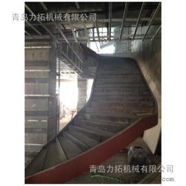 青岛钢结构楼梯,青岛铁楼梯