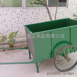 手推环卫保洁车,环卫垃圾车,金属户外垃圾车,广州垃圾桶