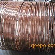 铜包钢圆线 铜包钢接地棒双高厂家直接发货质优价廉价