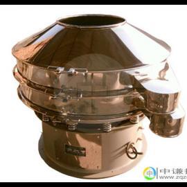 树脂振动筛分机不锈钢旋振筛