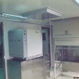 武汉微生物检验实验室设计