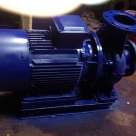 ISW型卧式单级铸铁管道离心泵卧式离心空调增压循环泵