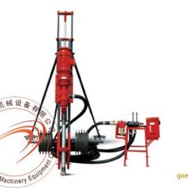 湖南娄底开山潜孔钻机|KQD70电动型潜孔钻机|开山潜孔钻机