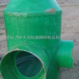 北京科力1000型耐腐蚀高强度玻璃钢雨水检查井