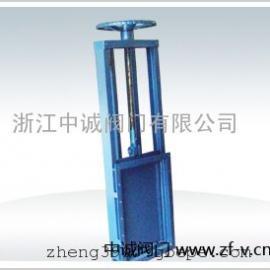 供应中诚LMD手动方形插板阀