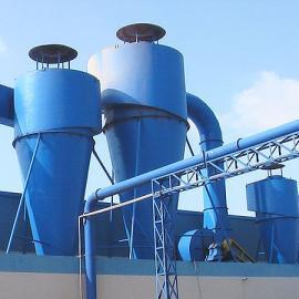 郑州旋风除尘器-脉冲旋风集尘器-朴华科技