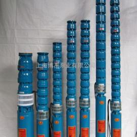 QJR热水型深井潜水多级泵