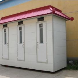 免水机械打包移动厕所