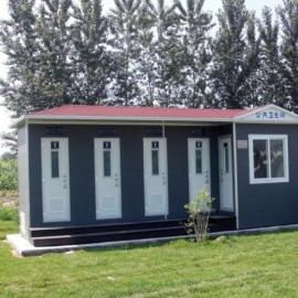 节水冲环保厕所
