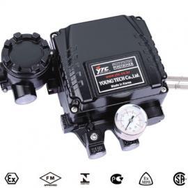 YTC电气阀门定位器YT-1000L系列