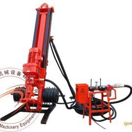 湖南张家界开山KQD155B电动潜孔钻机|开山潜孔钻机