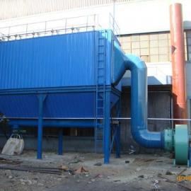 铁选厂HMC-120振动筛布袋除尘器