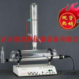 SZ-2000A玻璃管蒸馏水器厂家