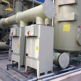 机床油雾净化器 BRISTOL静电式油烟净化设备