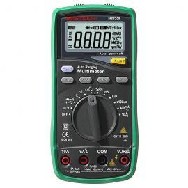 华仪MS8209五合一数字多用表