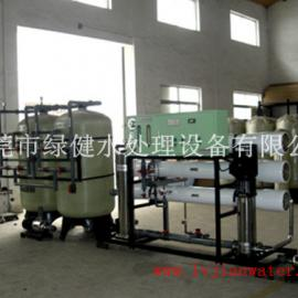 水处理设备耗材更换