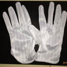 防静电点塑防滑手套、防静电耐高温手套、尼龙防静电手套