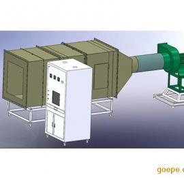 空气净化器换气风量测试台产品简介