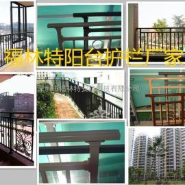 易安装阳台玻璃护栏高强度 持久耐用 性价比高