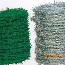 高质量刺铁丝、10年内不生锈电泳刺铁丝—远航集团