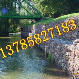 河床加固宾格护垫 河道生态建设格宾笼 格宾护砌 铅丝笼报价