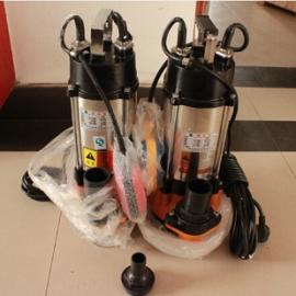 QDX20-7-0.75小型潜水提升泵