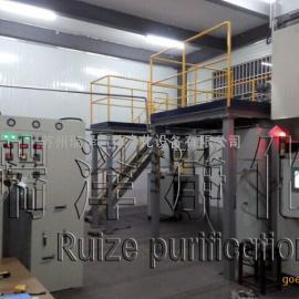 长晶炉配套用氦气净化器