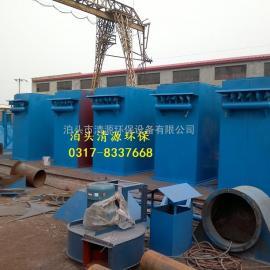 dmc64、80仓顶单机脉冲袋式除尘器