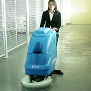 常州洗地机     EMC小型手推式洗地机Mini532  物业公司用洗地机