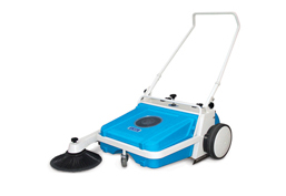 EMC进口无动力扫地机 无需电源扫地机