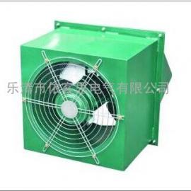 WEXD-250D4 380V四极电机隔爆型边墙式轴流风机