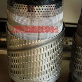 厂价直销不锈钢石油防砂管不锈钢螺旋管