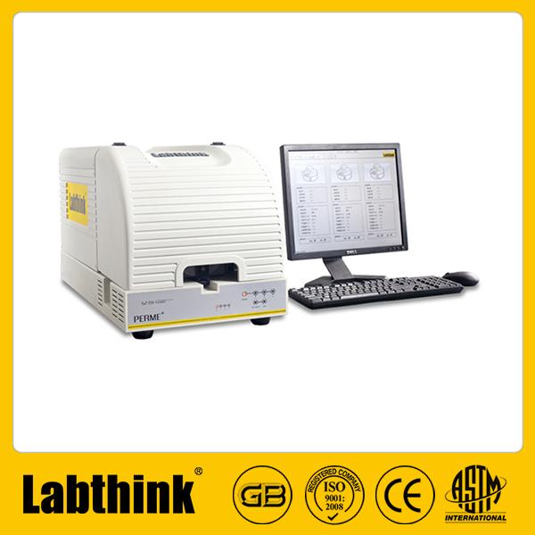 食品包装膜气体透过率测定仪